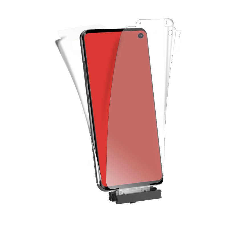 360 ° Full Body protective film for the Samsung Galaxy S10