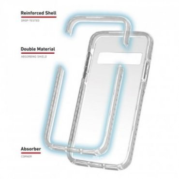 Shock cover for Samsung Galaxy S10 - Unbreakable Collection