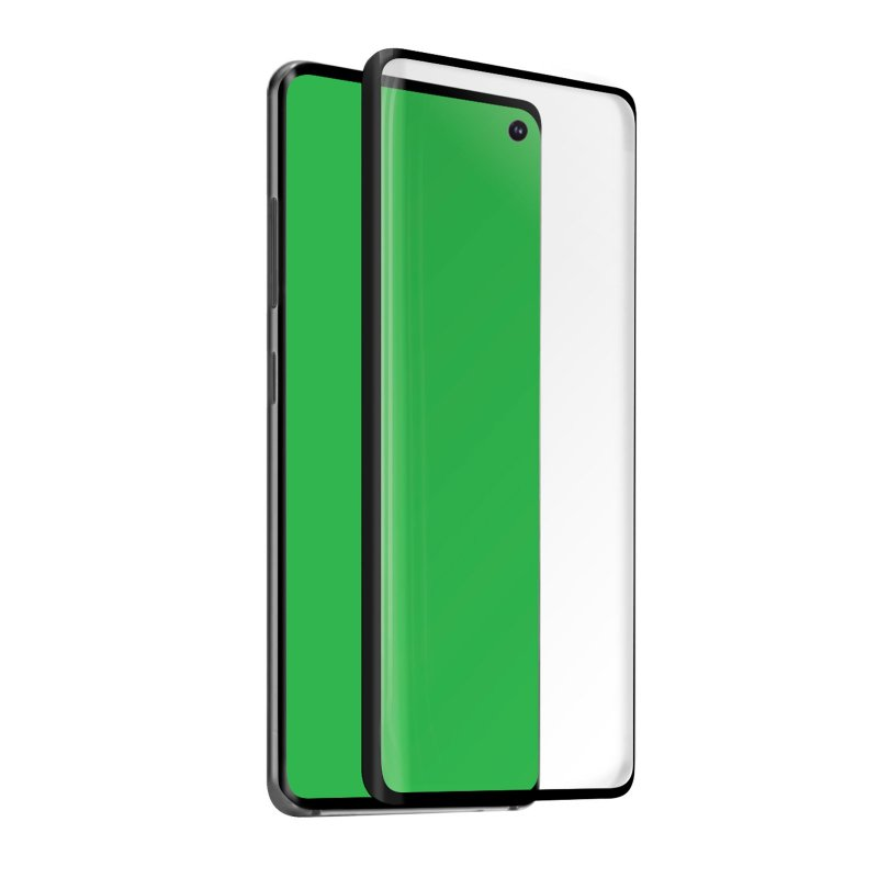 4D Full Glass Screen Protector for Samsung Galaxy S10