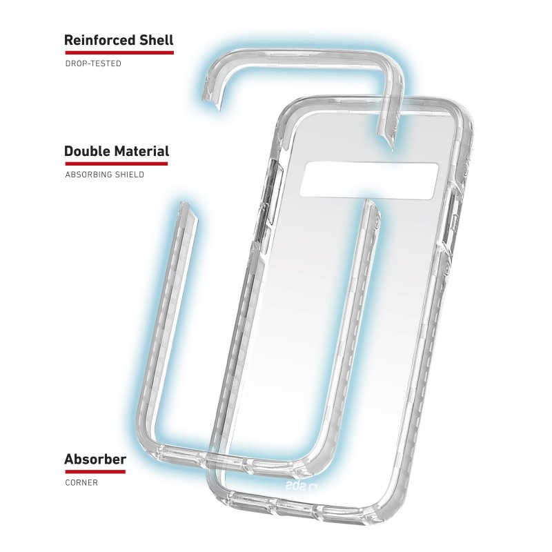 Shock cover for Samsung Galaxy S10e - Unbreakable Collection