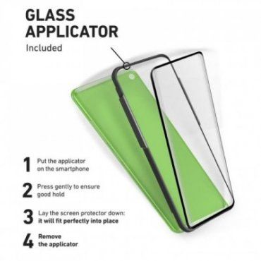 4D Full Glass Screen Protector for Samsung Galaxy S10e