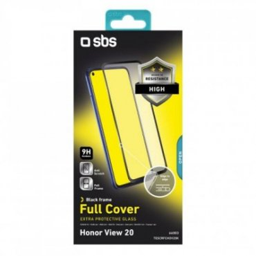 Full Cover Glass Screen Protector for Honor View 20