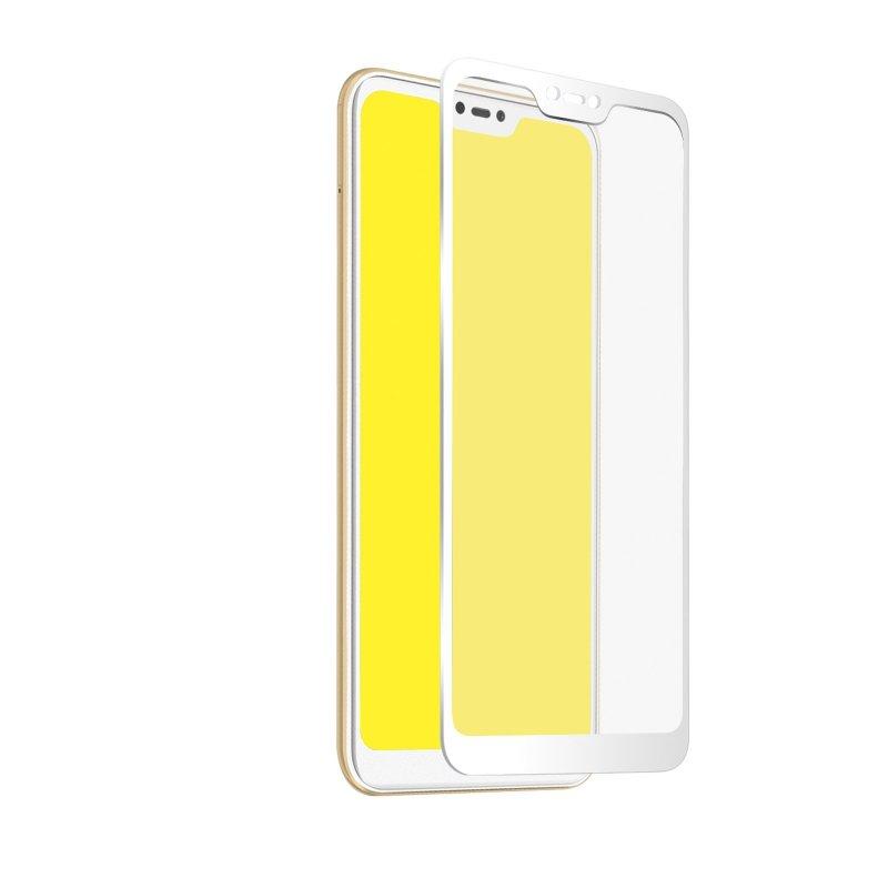 Glass screen protector Full Cover per Xiaomi Mi A2 Lite