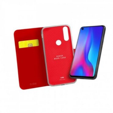 Sense Book case for Huawei P30 Lite