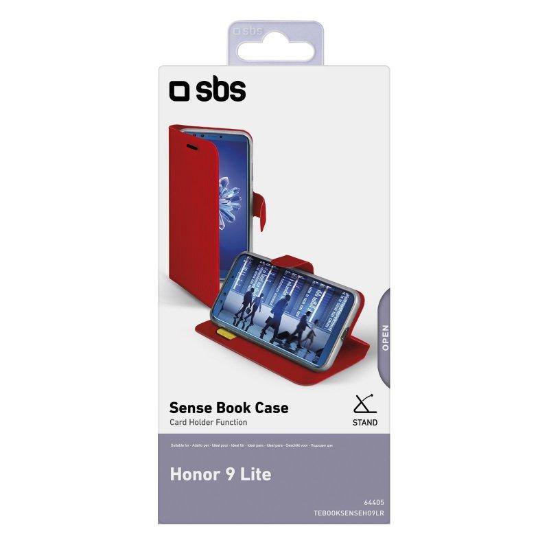 Sense Book case for Honor 9 Lite