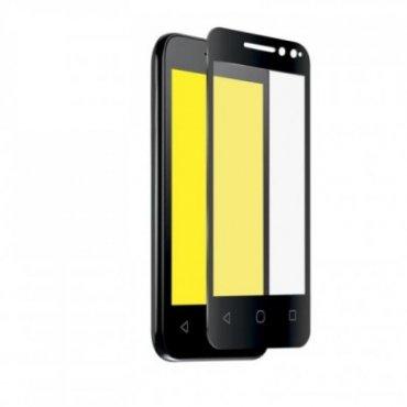Full Cover Glass Screen Protector for Alcatel U3