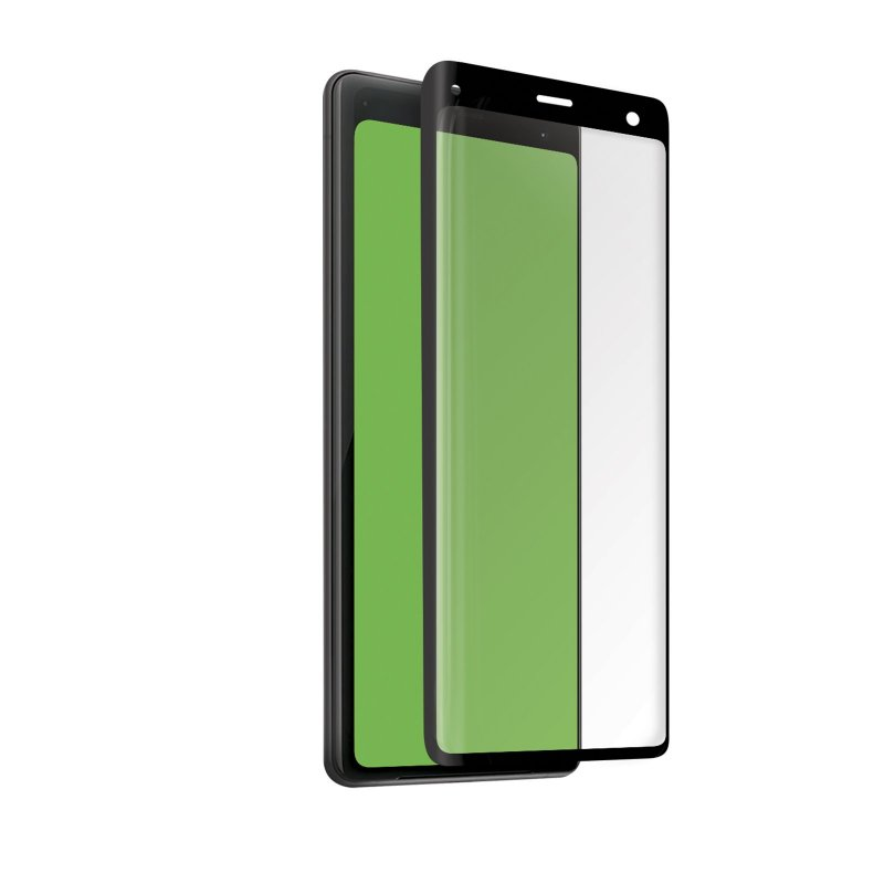 4D Full Glass Screen Protector for Sony Xperia XZ3