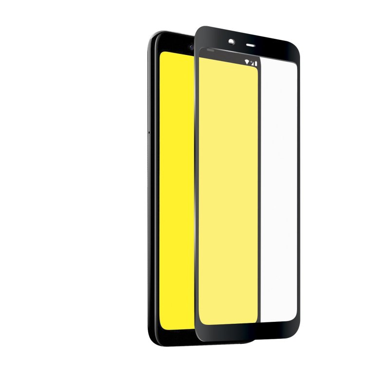 Full Cover Glass Screen Protector for Nokia 5.1 Plus