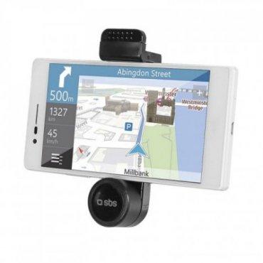 Universal car smartphone mount