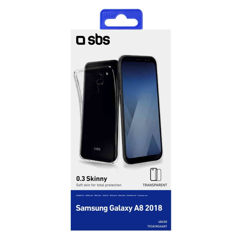 Skinny Cover for Samsung Galaxy A8 2018