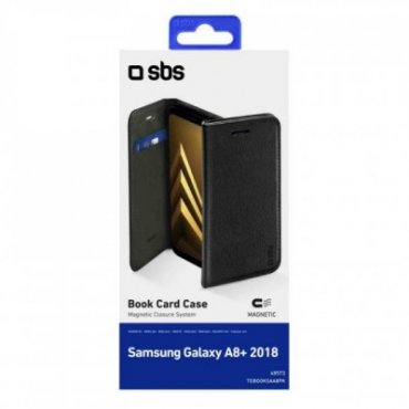 Samsung Galaxy A8+ 2018 book case
