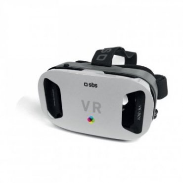 Virtual Reality Viewer with earphones