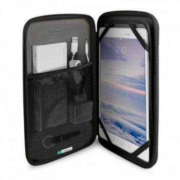 Travel organiser for tablets