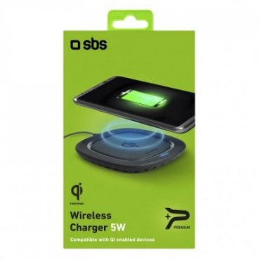 5W wireless charging base