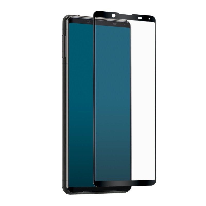 Full Cover Glass Screen Protector for Sony Xperia 5 II