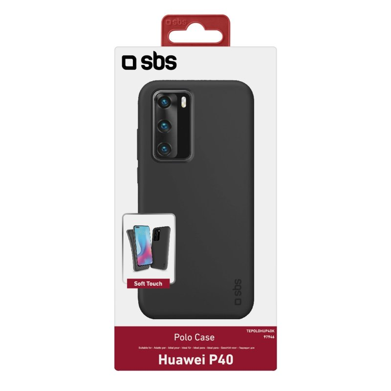 Polo Cover for Huawei P40