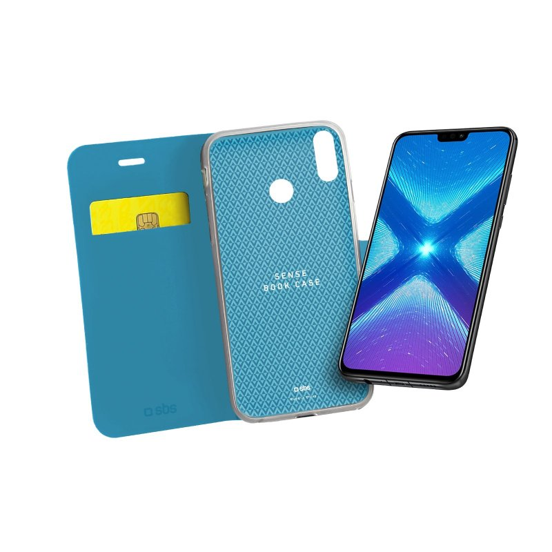 Honor 8X/View 10 Lite Book Sense case