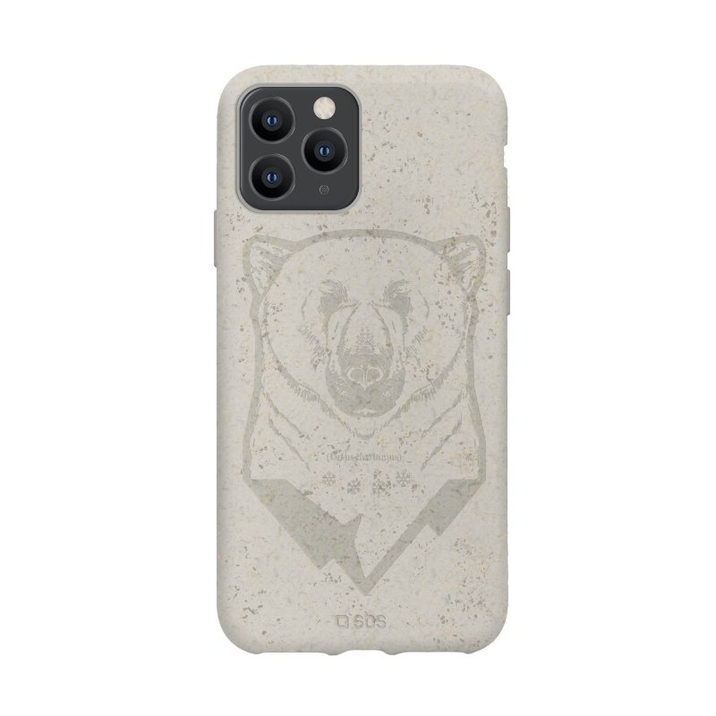 Bear Eco Cover for iPhone 11 Pro