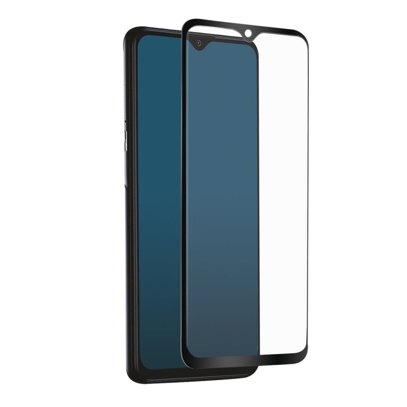 Full Cover Glass Screen Protector for TCL 20 SE