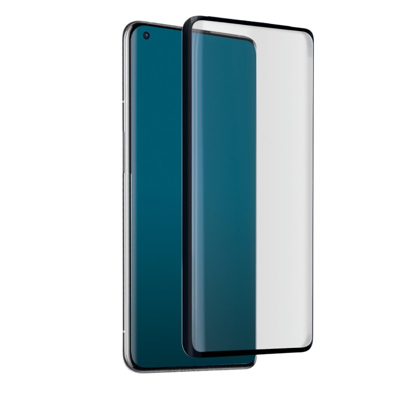 4D Full Glass Screen Protector for One Plus 9 Pro