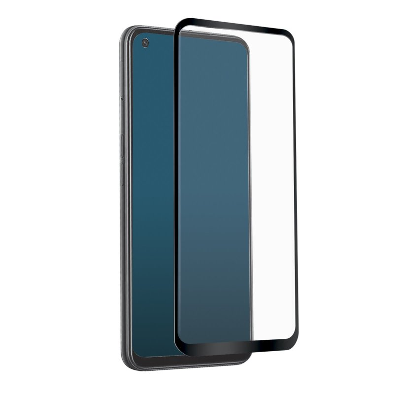 Full Cover Glass Screen Protector for Oppo A74 5G