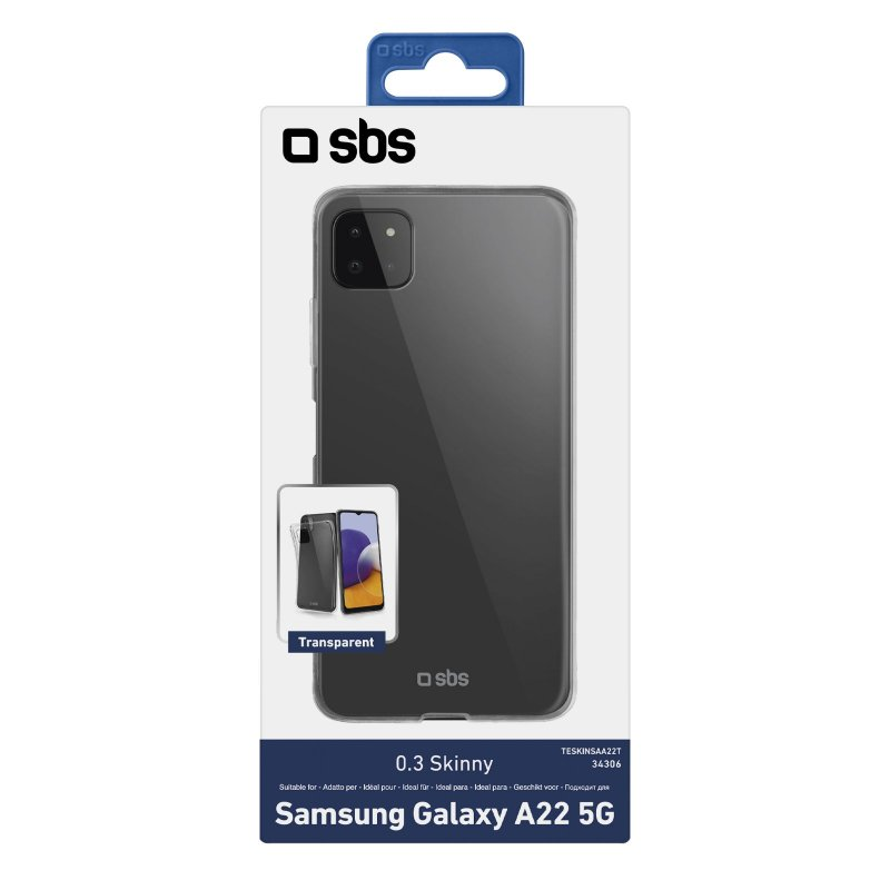 Skinny cover for Samsung Galaxy A22 5G