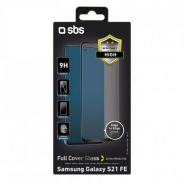 Full Cover Glass Screen Protector for Samsung Galaxy S21 FE