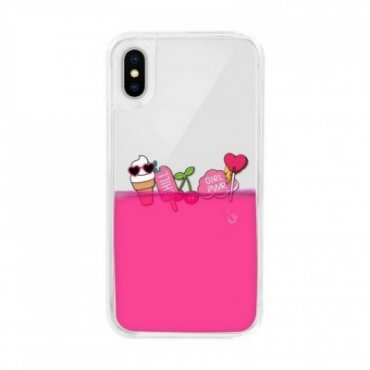Girl Power cover for iPhone XS/X