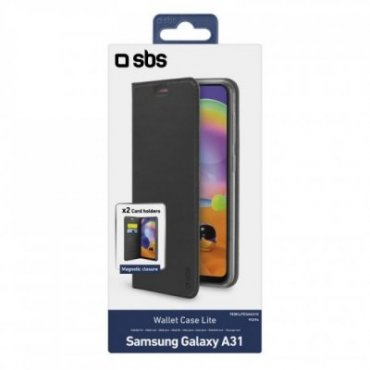 Book Wallet Lite Case for Samsung Galaxy A31