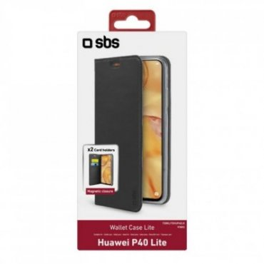 Book Wallet Lite Case for Huawei P40 Lite