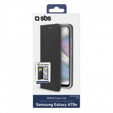 Book Wallet Lite Case for Samsung Galaxy A70e