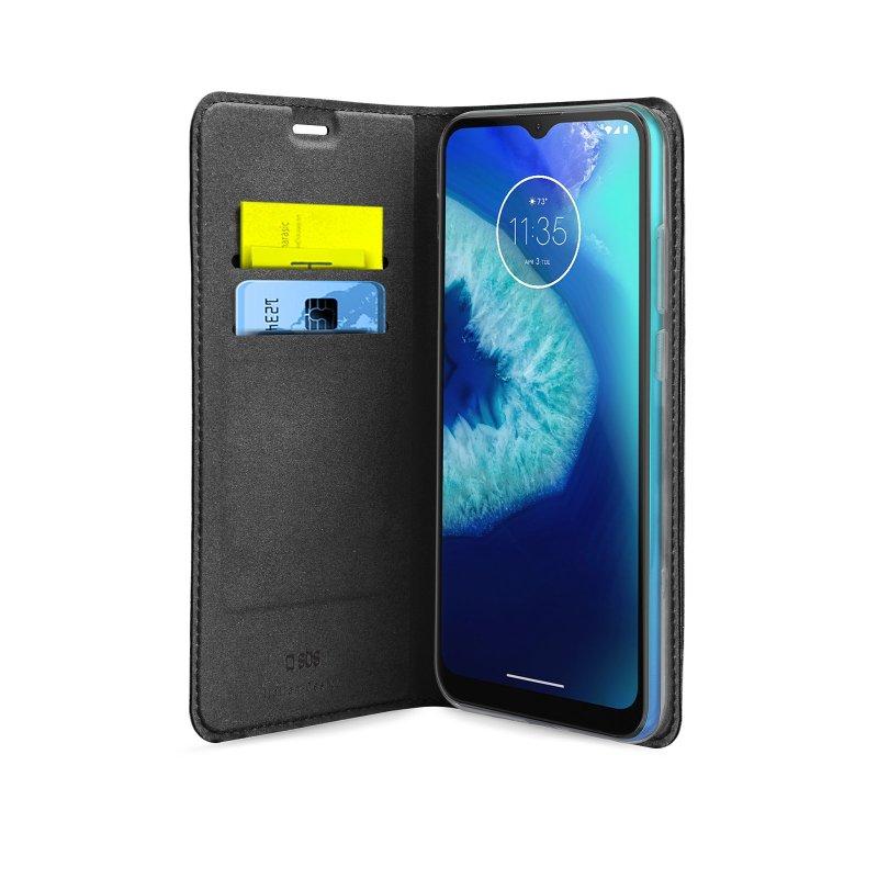 Book Wallet Lite Case for Motorola Moto G8 Power Lite