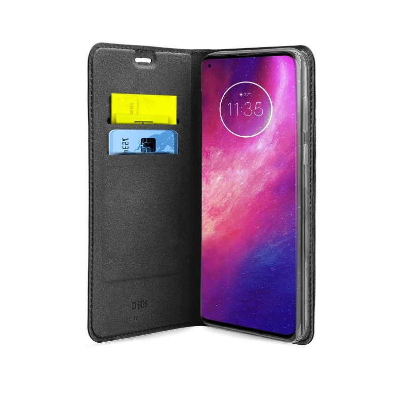 Book Wallet Lite Case for Motorola Edge/Edge +