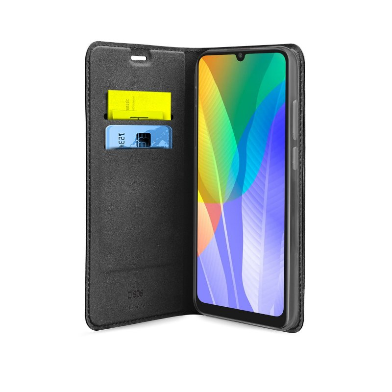 Book Wallet Lite Case for Huawei Y6p