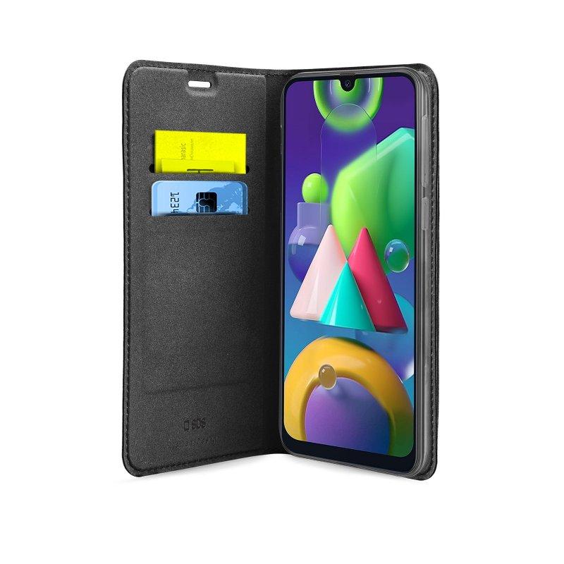 Book Wallet Lite Case for Samsung Galaxy M21