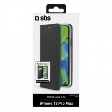 Book Wallet Lite Case for iPhone 12 Pro Max