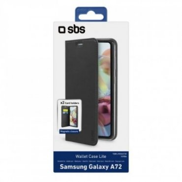 Book Wallet Lite Case for Samsung Galaxy A72