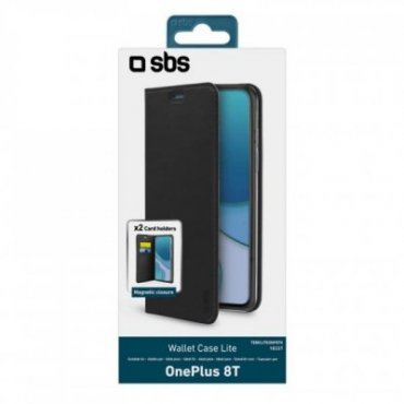 Book Wallet Lite Case for OnePlus 8T