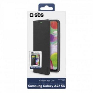 Book Wallet Lite Case for Samsung Galaxy A42