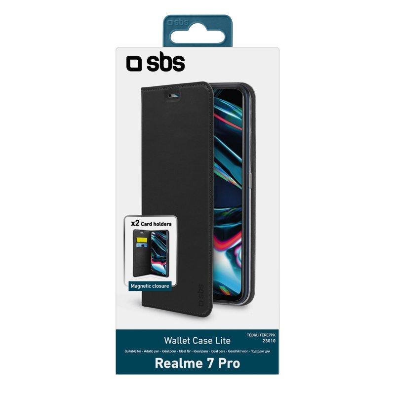 Book Wallet Lite Case for Realme 7 Pro
