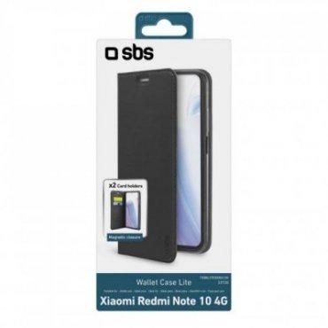 Book Wallet Lite Case for Xiaomi Redmi Note 10
