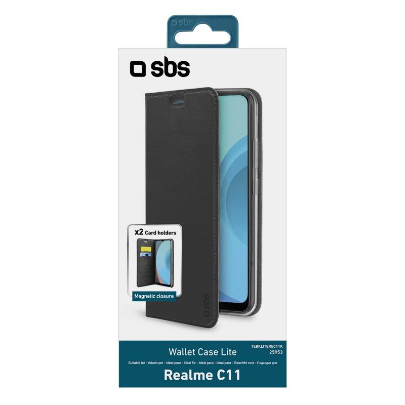 Book Wallet Lite Case for Realme C11