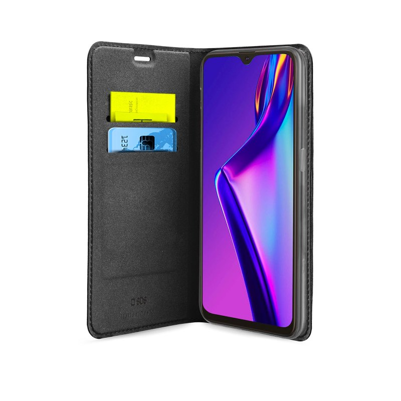 Book Wallet Lite Case for Oppo A12/A12K/A12s