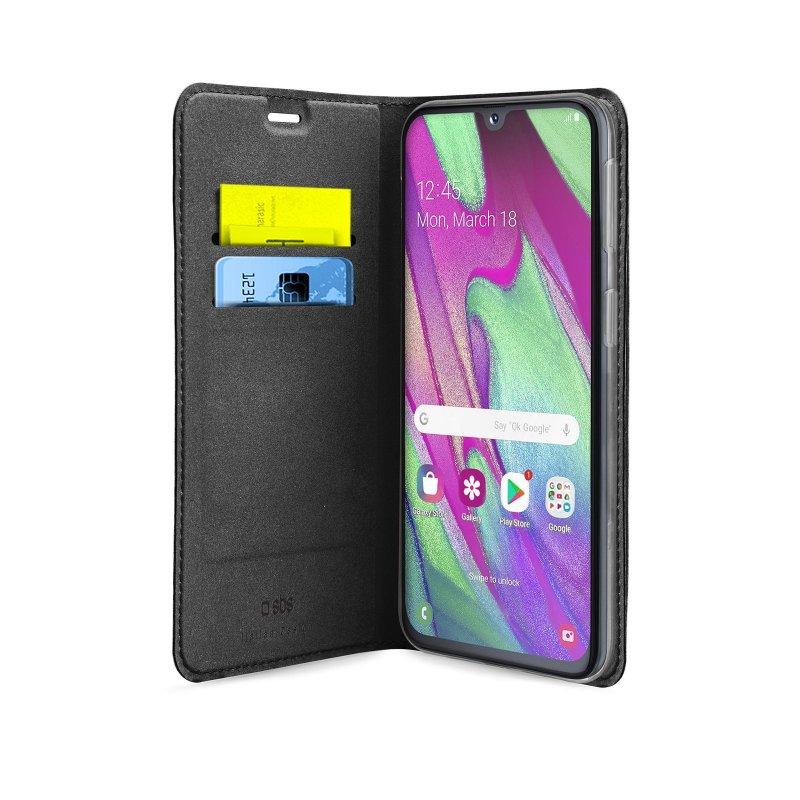 Book Wallet Lite Case for Samsung Galaxy A40