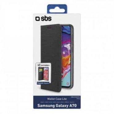 Book Wallet Lite Case for Samsung Galaxy A70