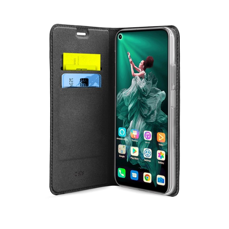 Book Wallet Lite Case for Honor 20 Pro