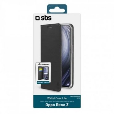 Book Wallet Lite Case for Oppo Reno Z