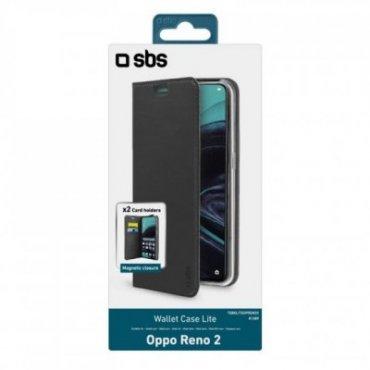 Book Wallet Lite Case for Oppo Reno 2