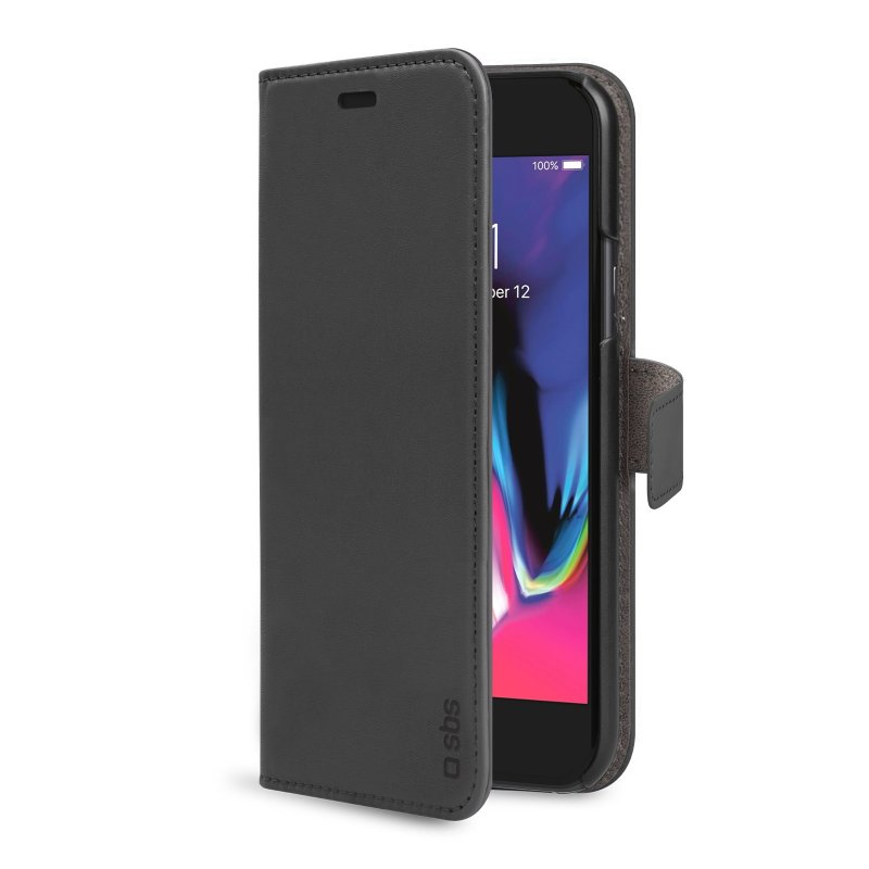 Book Wallet Case with stand function for iPhone 8 Plus/7 Plus
