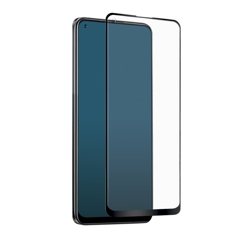 Full Cover Glass Screen Protector for Realme 8
